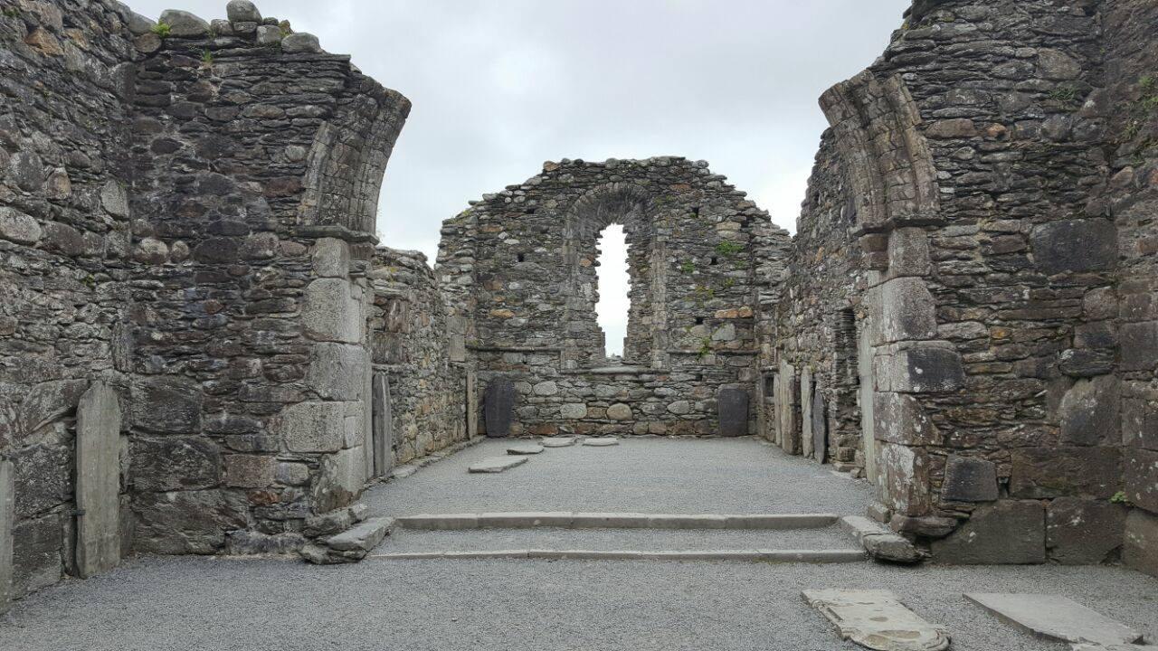 Franziska in Irland