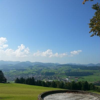 Ganterschwil (Schweiz) – Berghof Schlagerfest