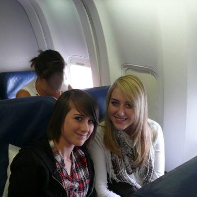 Stephanie und Alexandra